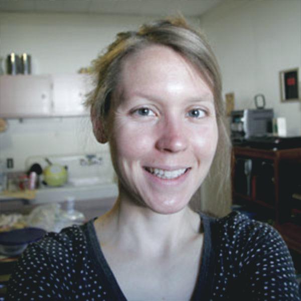 Portrait of Kristin Becker