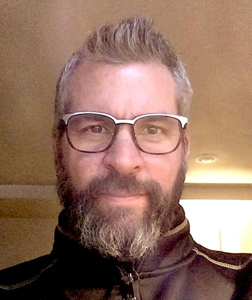 Portrait of Jon Hegglund