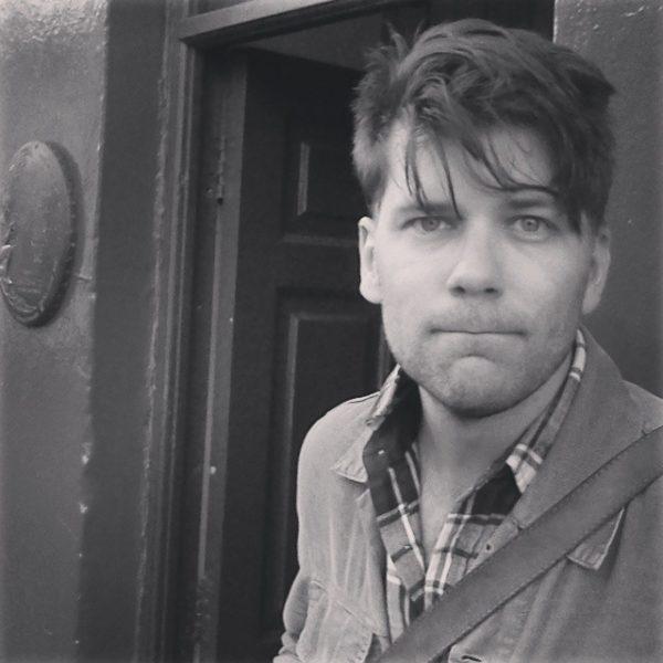 Portrait of Cameron McGill