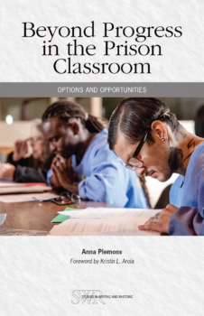 Front cover of Beyond Progress in the Prison Classroom: Options and Opportunities.