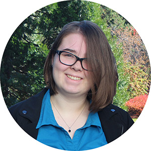 Bethany Loomis, Excellence in Information Systems and Structures