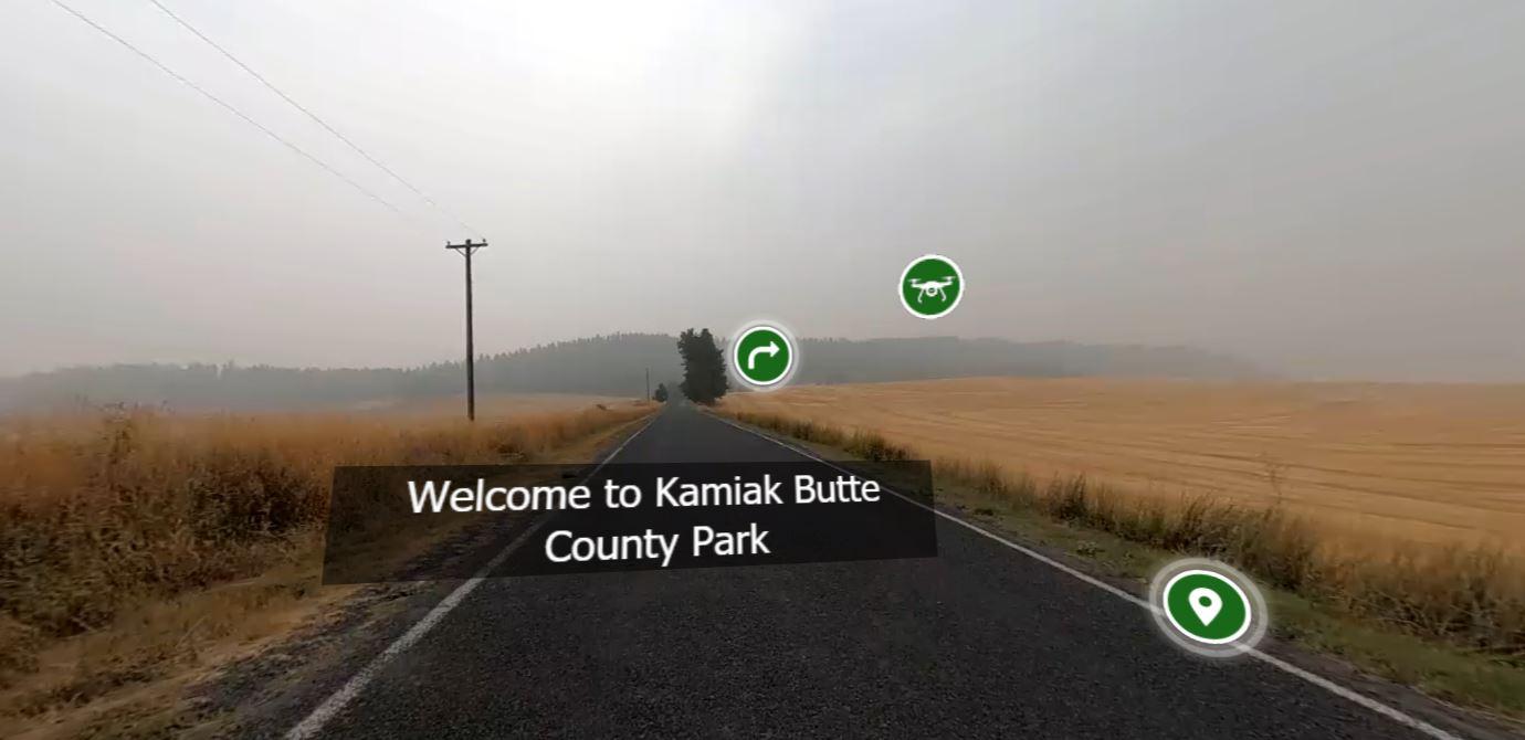 Kamiak Butte Virtual Field Trip