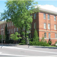 College Hall, Washington State University
