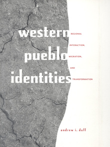 Western Pueblo Identities cover