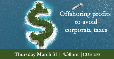 Offshoring profits web