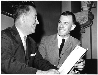 Foley with Scoop Jackson 1964