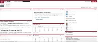 mywsu homepage