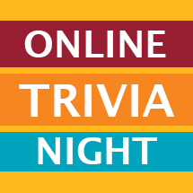 Text: Online Trivia Night
