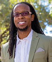 Ibram Kendi, Ph.D, at University of Florida in Gainesville, FL, October 22, 2016. David Massey for The Chronicle