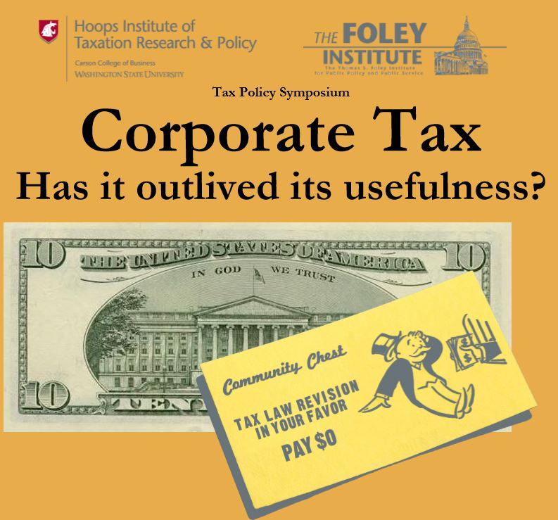 Graphic: Corporate Tax - Has it outlived its usefulness?