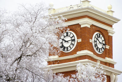 WSU ClockTower