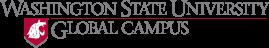 Washington State University Global Campus logo