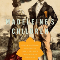 "Detail of book cover ""Madeline's Children."""