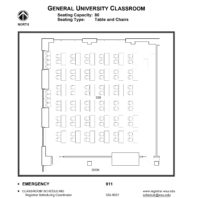 339 classroom layout floor plan