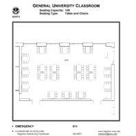 G10 classroom layout floor plan