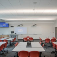 DCB 212 classroom view