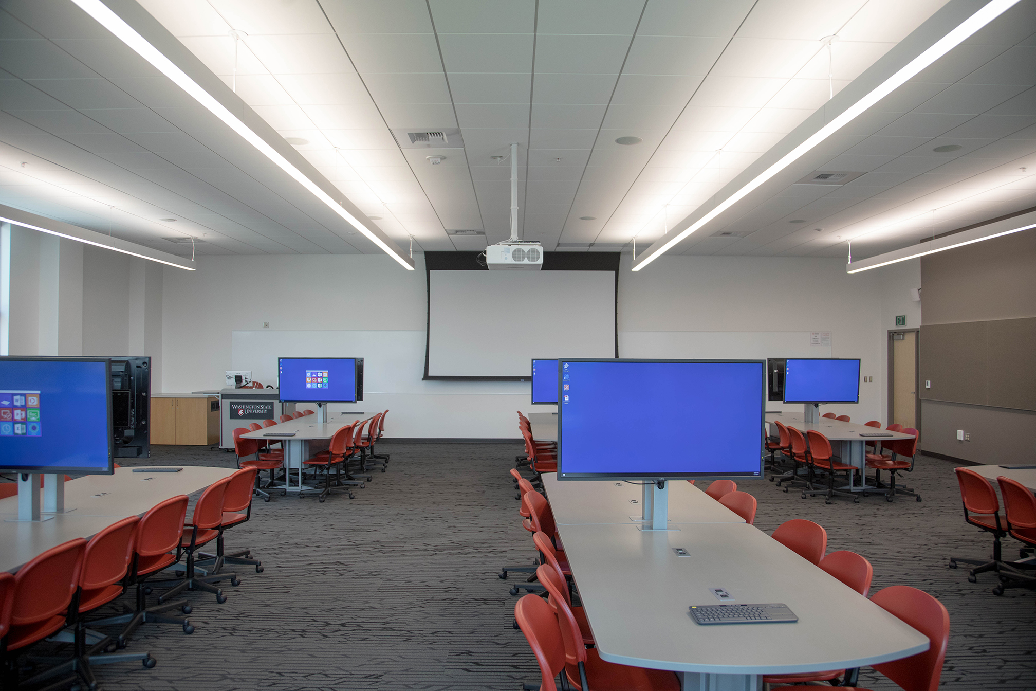 DCB 235 Classroom View