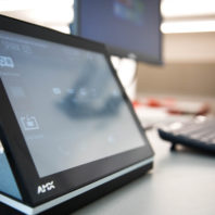 323 Workstation tablet