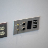 G45 Ports and outlets