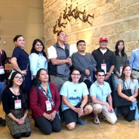 Students at the AISES National Conference