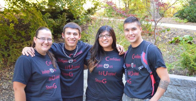 Native Student Ambassadors