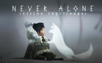 Never Alone characters