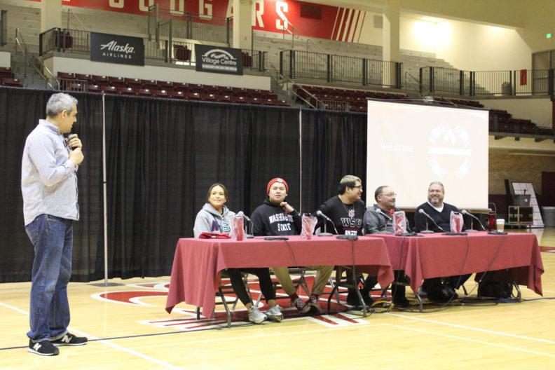 sports summit panelists