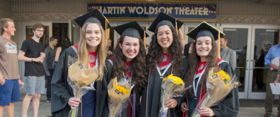 2018 BSN Grads at the Fox