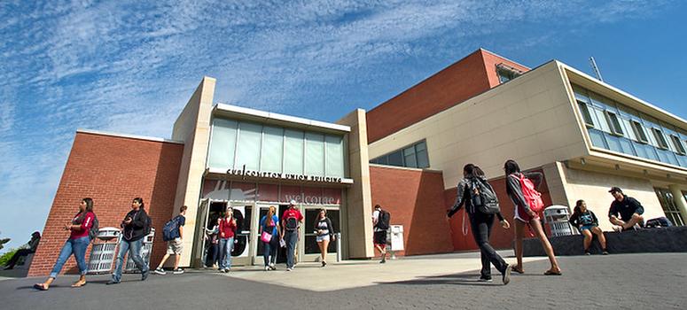 student union doors