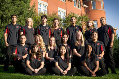 CAS Ambassadors 2014-2015
