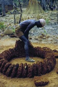 Building a kiln