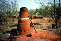 Clay kiln