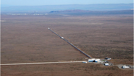 LIGO Hanford from the air