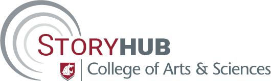 CAS Story Hub logo