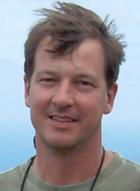 portrait image of researcher
