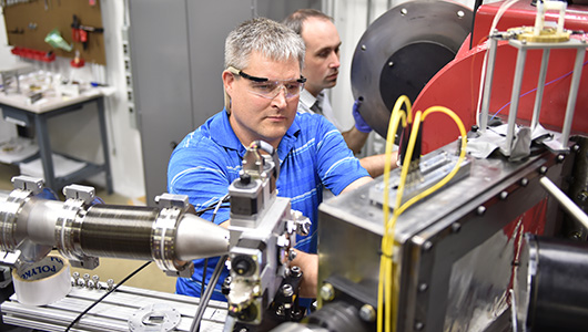 Dynamic Compression Sector at Argonne National Labs Advanced Photon Source
