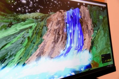 Students created three environments using virtual reality software