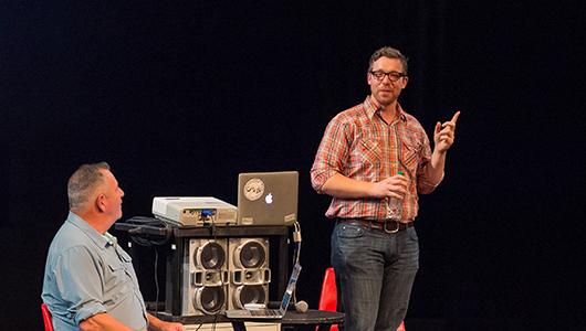 Ted Tremper presentation