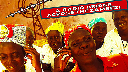 "Promo image for ""A Radio Bridge Across Zambezi"""