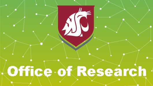 green background with WSU shield