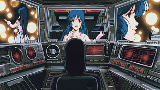 Still from Macross: Do You Remember Love?