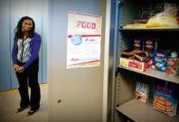 WSU Everett Food Pantry.