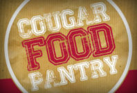 Cougar Food Pantry.