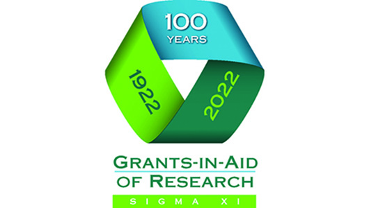 100 years Grants-in-aid of Research Sigma Xi
