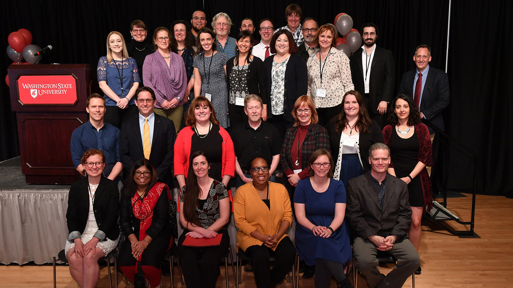 2019 CAS Awardees group photo