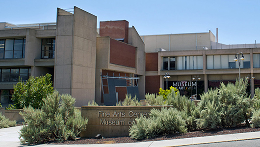 Fine Arts Center and Museum of Art.