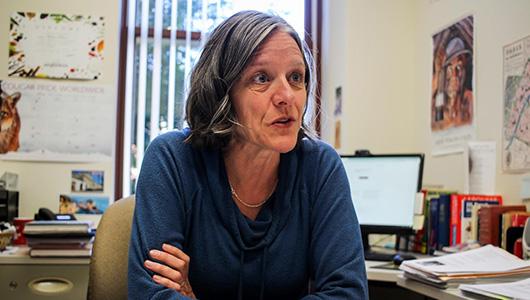 Sabine Davis.