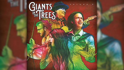 Cover of CD - Volume 2 by Giants in the Trees.