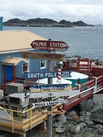 Palmer Station.