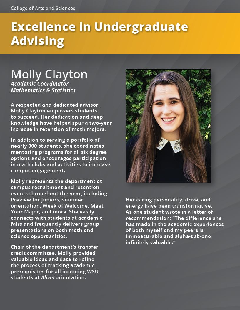 Molly Clayton